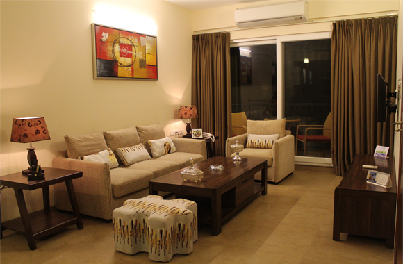 apartments in goa
